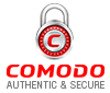 Comodo: Authentic & Secure